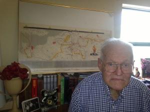 Bill Lair today at 89